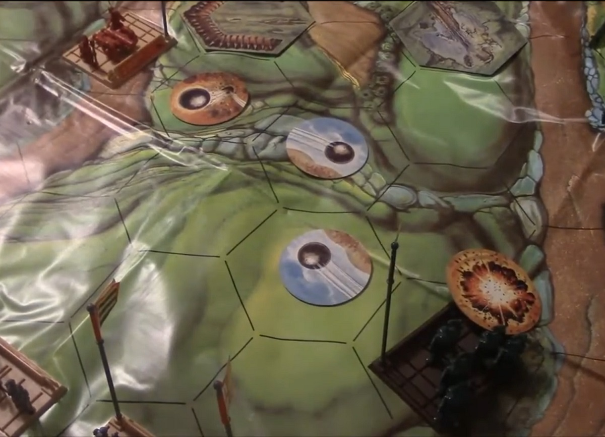 Battle Master Cannon Tiles