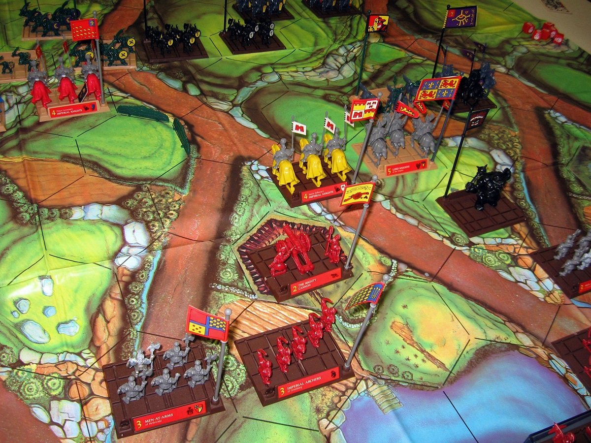 Battle Master Game Play