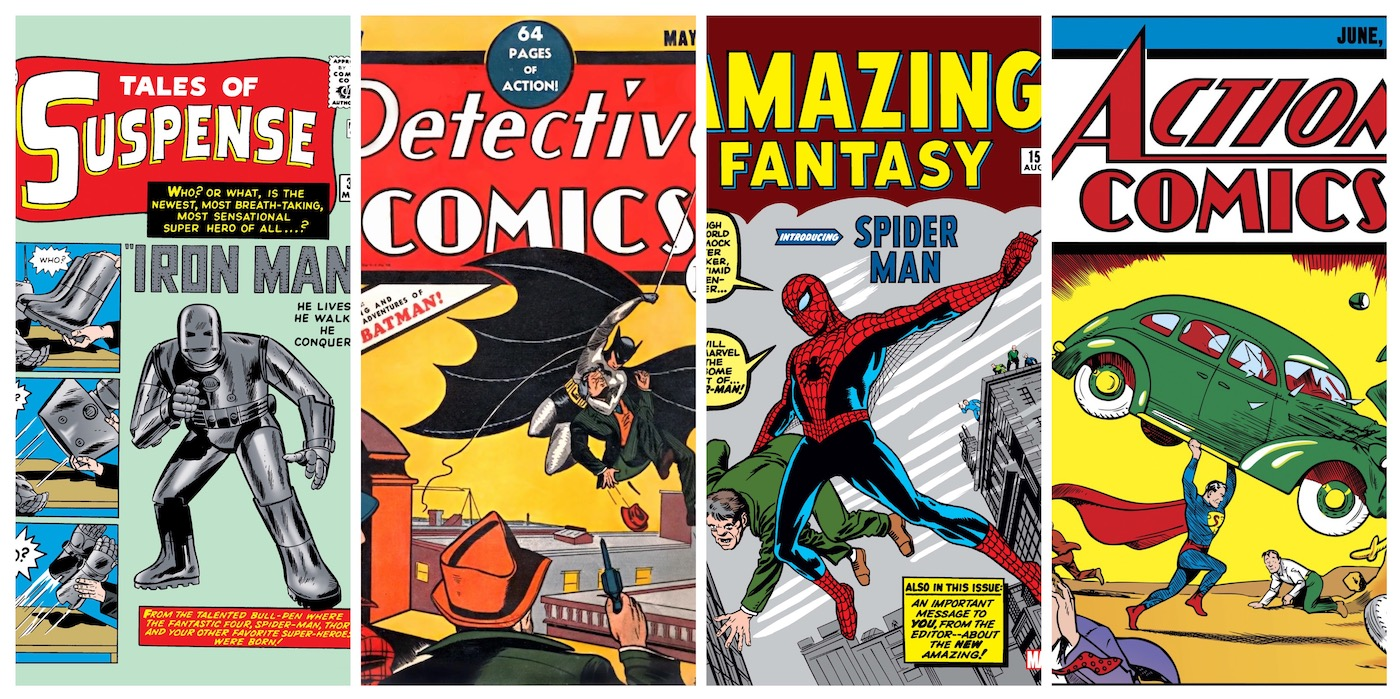 The Quick Guide to Collecting Classic Comic Books Without Killing Your  Wallet - Bell of Lost Souls